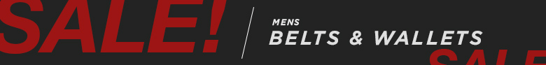 Men's Sale Belts
