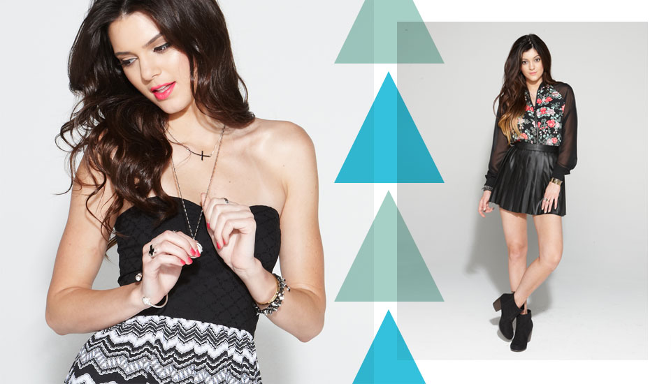 Kendall & Kylie Looks - Slide 3