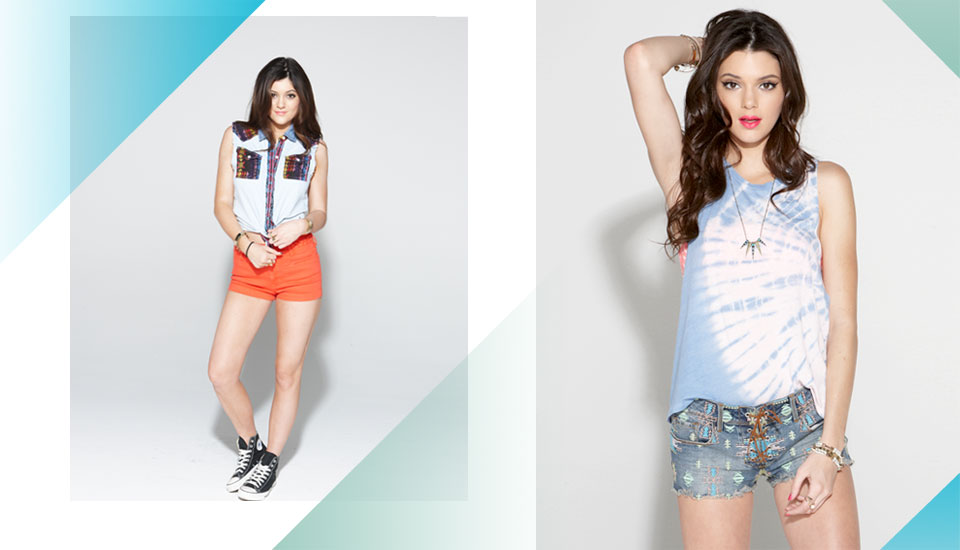 Kendall & Kylie Looks - Slide 2