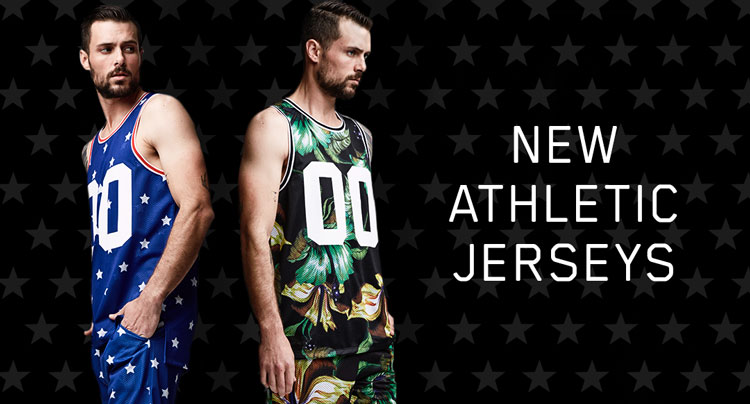 Mens Modern Sport - Jerseys
