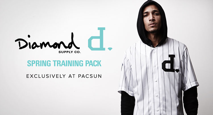Mens Diamond Spring Training