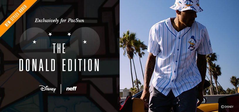 Mens Neff x Team Mickey (Donald)