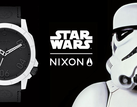 Mens Nixon x Star Wars