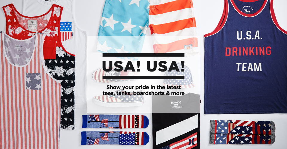 Mens Americana - Multi Category