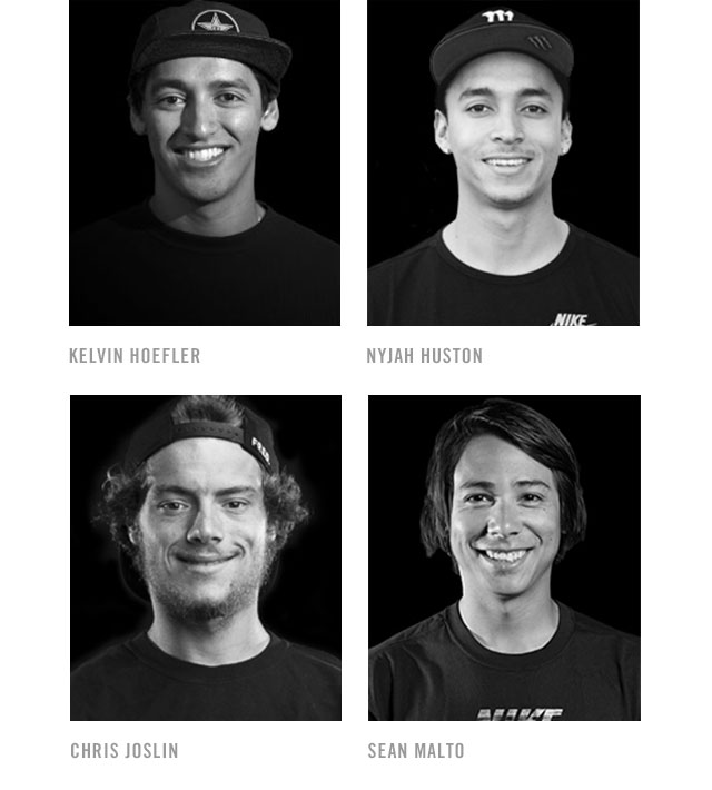 Street League Skateboarding 2016 Pros Slide 3
