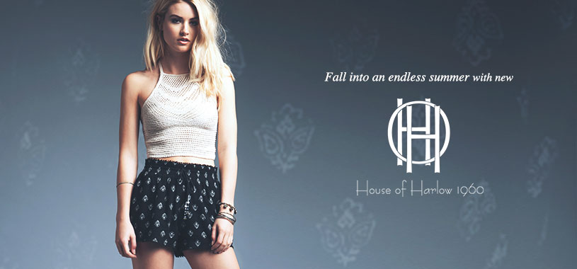 Womens House of Harlow