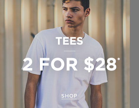 Mens Knits 2 for $28