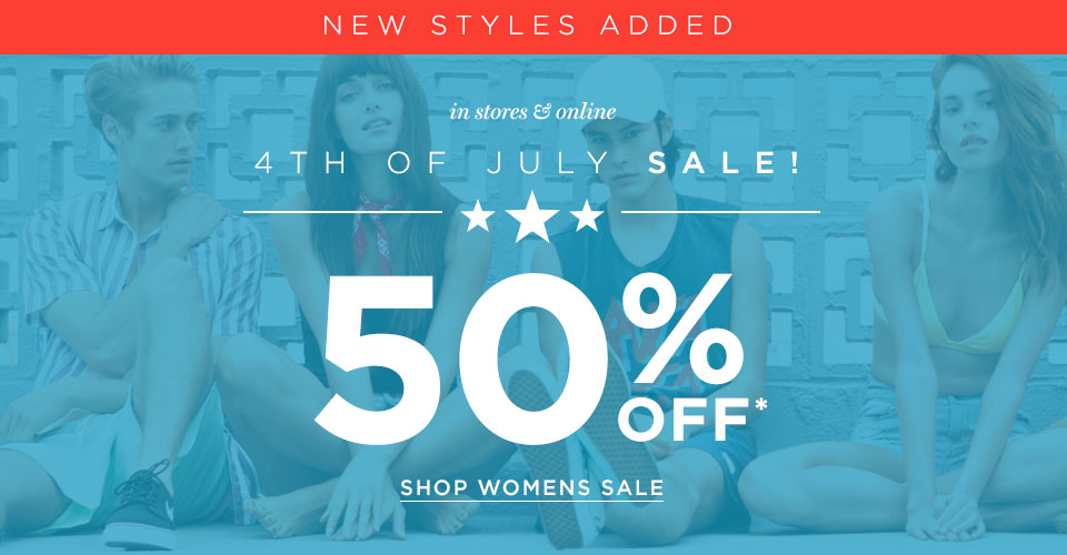 Womens 4th of July Sale