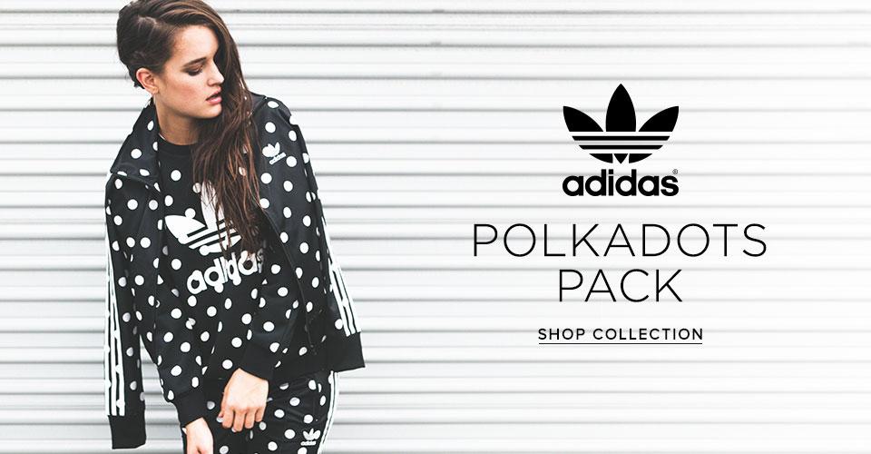 Women's Adidas Polka Dots