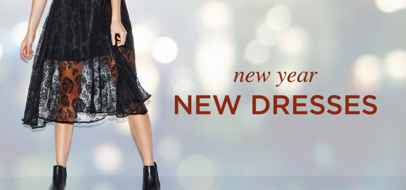 Womens new dresses