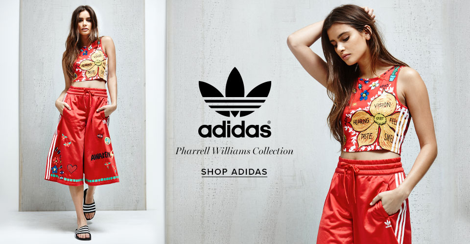 Womens adidas Pharrell Williams Collection