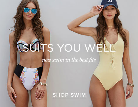 Womens Swim Fits