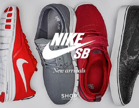 Mens Nike SB Footwear