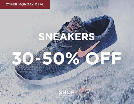 Mens Sneakers 30% - 50% off
