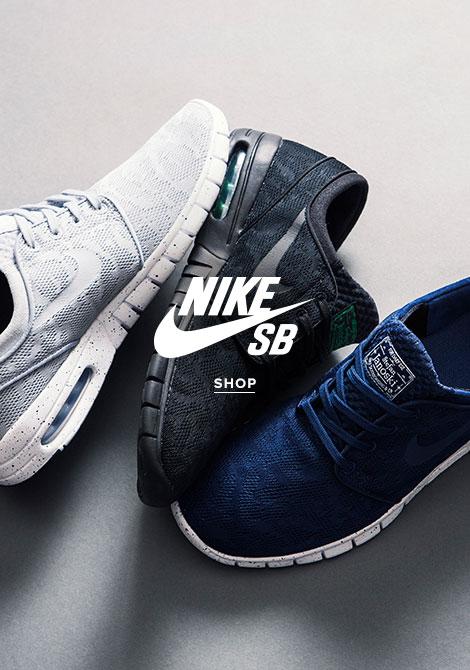 Mens Nike SB Janoski Max Range