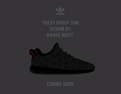 Mens Yeezy Coming Soon