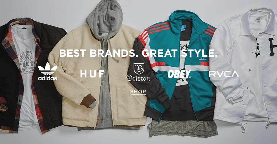 Mens Best of Brands