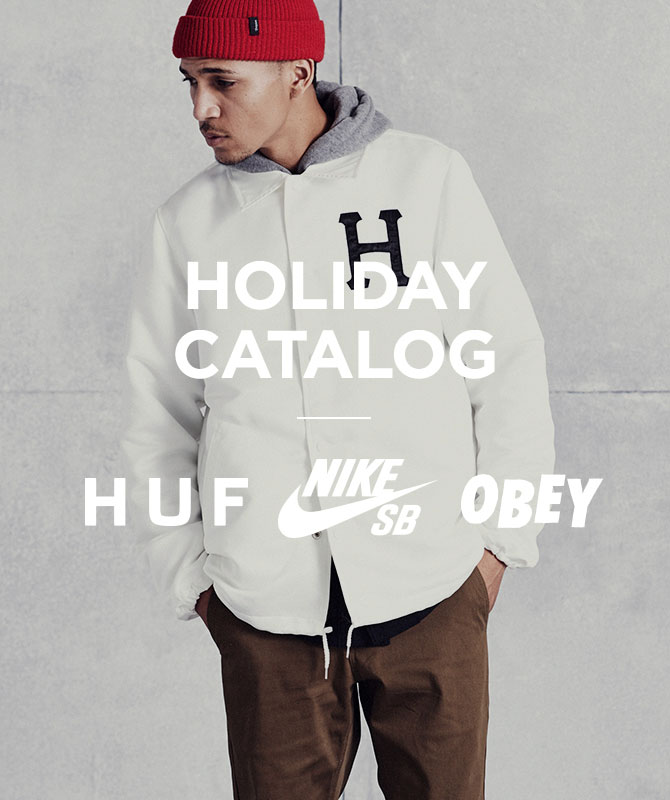 Men's Holiday Catalog