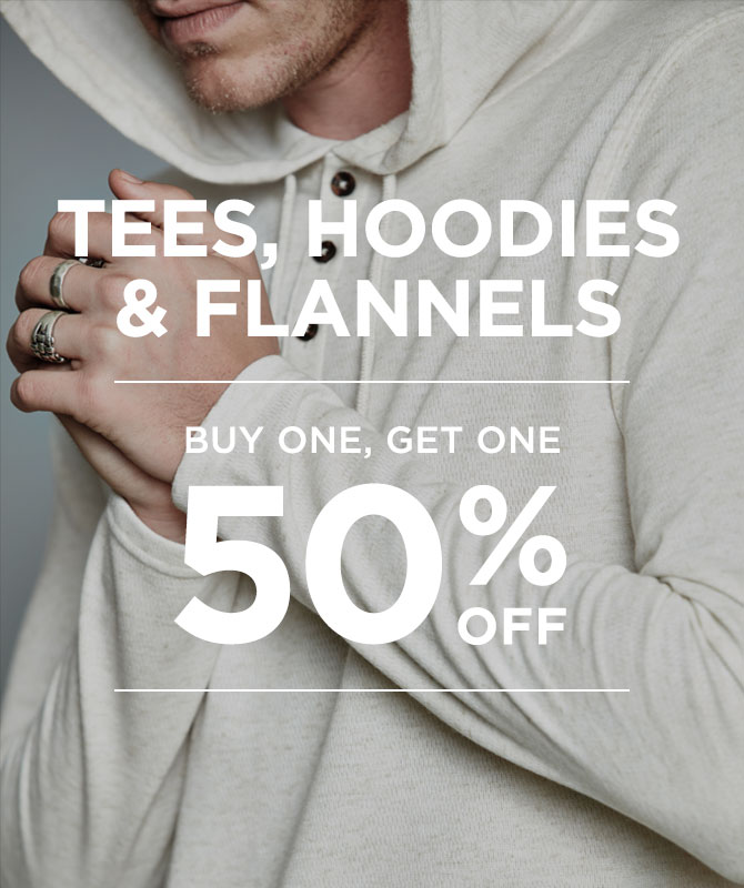 Mens BOGO 50 knits