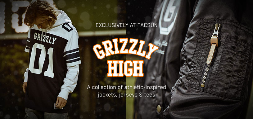 Mens Grizzly High