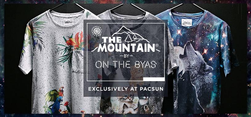 Mens OTB x The Mountain