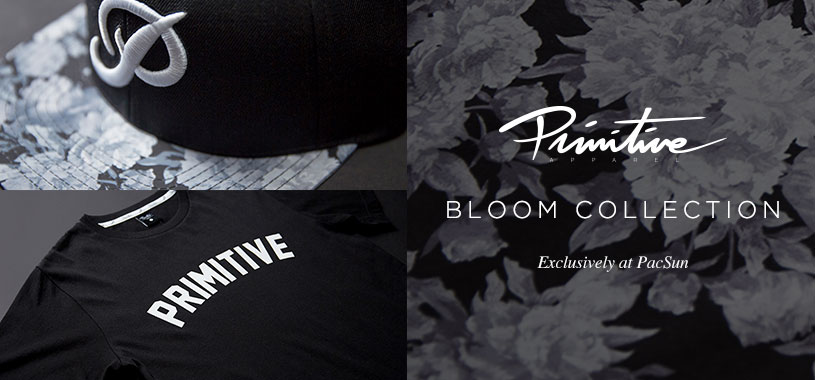 Mens Primitive Bloom Capsule