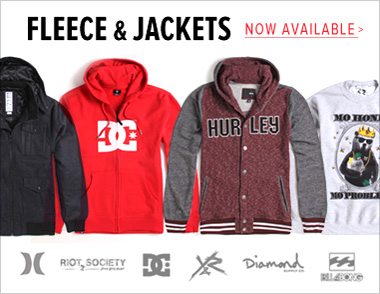 Fleece and Jackets