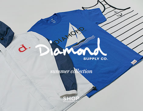 Mens Diamond Summer Collection